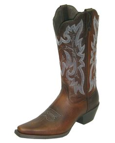 @Afton Clark: ABSOLUTELY GORGEOUS!!!  Twisted X Boots Women's Light Weight Western NS Toe - Brown Pebble