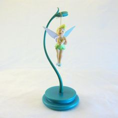 WDCC Tinkerbell Figurine and Stand Peter Pan Walt Disney Classics Collection