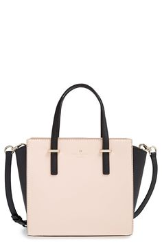 300a7279883f Carrying all the fashionable essentials in this sophisticated two-tone Kate  Spade satchel. Michael. Michael Kors BagHandbags ...
