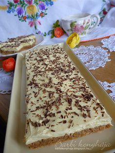 Barbi konyhája: Cseh krémes