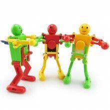 Bicchiere da finestra-divertente giocattolo novità Figura di Plastica REGALI GIOCHI GIOCATTOLI GADGET Childs
