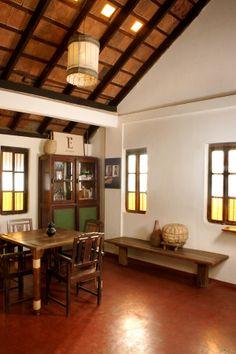 Kanua : Konkan restaurant in Bangalore by architect Rajesh Pai