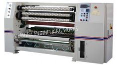 Krishna Engineering Works Manufacturer, Exporter & Supplier all types of BOPP Cutting Machine for varied Coating Machine from India. BOPP Tape Cutting Machine with high quality to meet client's requirement. Our machines are designed with a wide range of quality for long lasting heavy duty process, especially for cutting in different sizes from 12 mm to 1000 mm. Heavy duty and high-quality BOPP #Cutting Machine. #BOPP #slitting #machine
