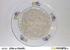Dušená rýže - zaručeně nelepící recept - TopRecepty.cz Food To Make, Plates, Tableware, Kitchen, Bulgur, Licence Plates, Dishes, Dinnerware, Cooking