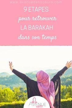 Pour tenter de retrouver la barakah d'Allah dans son temps, il faut agir, mais pas n'importe comment ! Il y a des étapes indispensables à appliquer pour mettre toutes les chances de son côté afin d'atteindre ses objectifs. #Allah #temps #barakah #organisation #islam #musulmane