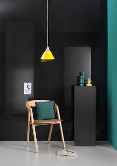 Absolut Total Black  Slimtech by Ceramiche Lea