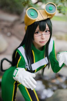 Cosplay Done Right: My Hero Academia. This dope series is for professional and amateur cosplay of games, movies, anime, etc. What counts is the resemblance to t Kawaii Cosplay, Cosplay Anime, Cosplay Marvel, Uraraka Cosplay, Cute Cosplay, Amazing Cosplay, Cosplay Outfits, Best Cosplay, Cosplay Girls