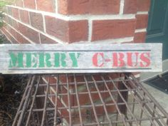 Merry C-Bus by ArtWeAwesome on Etsy