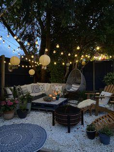 Outdoor Garden Rooms, Outdoor Cafe, Garden Spaces, Backyard Patio, Outdoor Lounge, Wood Patio, Garden Items, Diy Patio, Outdoor Seating
