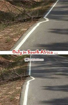Welcome in South Africa Funny Road Signs, Port Elizabeth, Out Of Africa, My Land, Countries Of The World, Funny Photos, Memes, South Africa, Travel Destinations