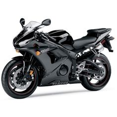 2005 Yamaha Yzf R6 600Cc Sportbike Front Left Photo 5 found on Polyvore featuring cars, vehicles, motorcycle, backgrounds and bike