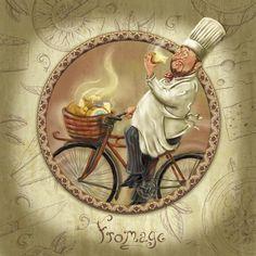 Fromage by Shari Warren