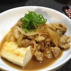 豆腐がごちそう!肉がけ豆腐ステーキ。レシピ|LIMIA (リミア)