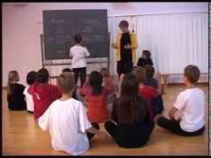 Dalcroze Eurhythmics (music and movement education) at Church Street school for Music and Art Sight Singing, Rhythm Games, Music And Movement, Beginning Of School, Music Therapy, Music Classroom, Music Lessons, Music Education, Video Clip