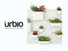 Urbio Vertical Garden by Urbio — Kickstarter