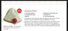 Mission Bell, Sweet White Wine, Granulated Sugar, Cookie, Biscuit, Pretzel Bark, Cookie Recipes, Biscotti, Cookies