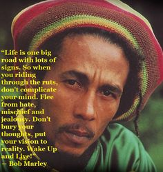 Bob Marley quote Wise Quotes, Quotes To Live By, Inspirational Quotes, Motivational, Bob Marley Quotes, Bob Marley Lyrics, Bob Marley Legend, Bob Marley Pictures, Marley Family