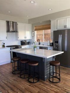 Make Your Own Kitchen Island Kitchenislandideas Cabinets Diy Painted