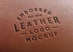 33 10 Free PSD Templates To Mockup Logo Design