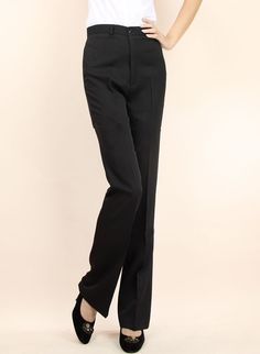 Black long work pants ( Events Manager )