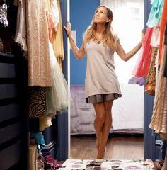 carrie's closet