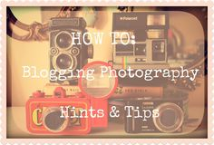 Blogging photography tips