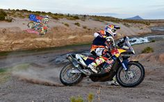 Australian Toby Price moves up to second outright in Dakar 2016 after Stage Six - Joan Barreda strikes problems - Ruben Faria out with broken arm