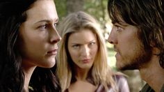 Pics For > Legend Of The Seeker Richard And Kahlan Married