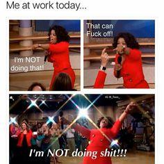 *me at school *everyday