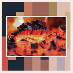 Earthy yet vibrant flames and coles. A lively, authentic and warm colour scheme. Where/how would you use it? . #saffron #flamescarlet #clay #palelilac #mustard #coral #earthtones #earthy #burningwood #orangepeel #charcoal #ash #yellow #orange #blush #lark #tan #brown #colorscheme #colorpalette #colourideas #fashion #decor #art #design #keepwarm #cozy Warm Color Schemes, Color Schemes Colour Palettes, Warm Colors, Orange Blush, Fashion Decor, Earth Tones, Pretty Pictures, Color Inspiration, Earthy
