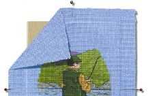 Framing your work   Cross Stitching