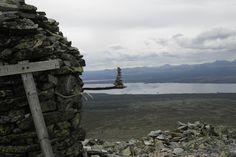Norsko- Femundsmarka kopec Storsvuku