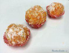 Receta de Cocadas de zanahoria - 6 pasos (con imágenes)