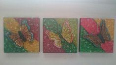 Cuando de mariposas