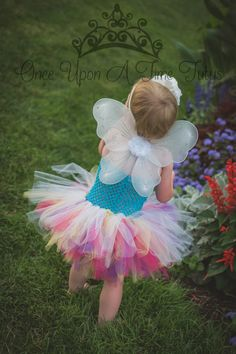 ab5e2da2373 Bright Rainbow Fairy Tutu or Dress - Newborn 3 6 9 12 18 Months 2T 3T 4T 5  6 Birthday
