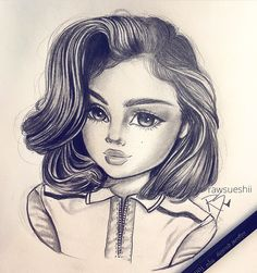 Well I think it pretty much looks like selena gomez......
