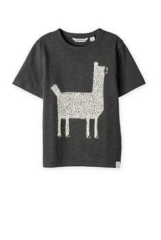 Llama T-Shirt | New In-Country Road