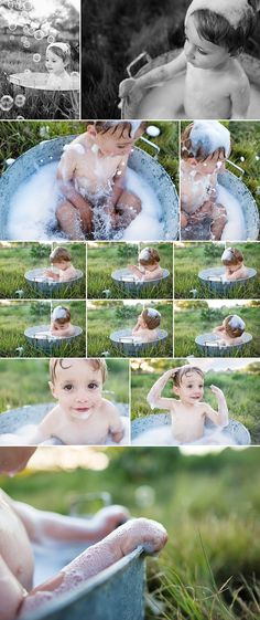 62 ideas baby bath photoshoot bubbles for 2019 Bubble Bath Photography, Birthday Photography, Toddler Photography, Kids Bubbles, Bath Pictures, Toddler Pictures, Boy Photo Shoot, Boy Photos, Newborn Photos