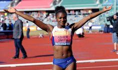 Dina Asher Smith, Diamond League, Athletic Women, Birmingham, Fitness Inspiration, Olympics, Black Women, Women Athletes, Bra