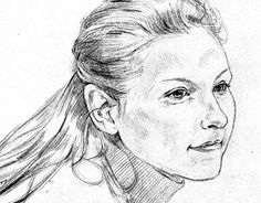 """Check out new work on my @Behance portfolio: """"Julia"""" http://on.be.net/1Mhxpi4"""