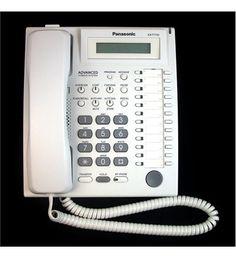 Panasonic Business Telephones KX-T7731 Speakerphone W/ LCD WHITE