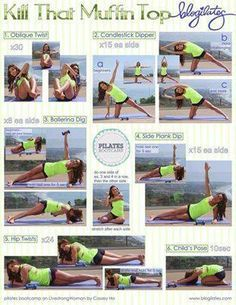 Pilates Exercises -  Check this out ...