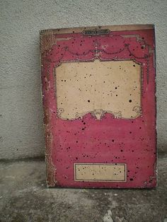 agir / Zápisník