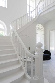Banister and Staircase