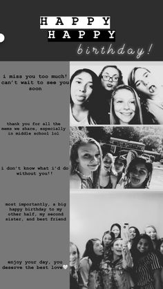 Birthday Wishes For A Friend Messages, Short Birthday Wishes, Happy Birthday Best Friend Quotes, Happy Birthday Posters, Wishes For Friends, Birthday Quotes For Best Friend, Birthday Captions Instagram, Birthday Post Instagram, Friends Instagram