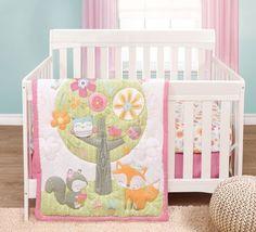 Adorable Forest Fairytales Crib Bedding! #cute #garanimals