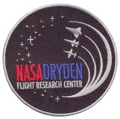 Patches for the NASA Dryden Flight Research Center! Space Patch, Research Centre, Patch Design, Nasa, Patches