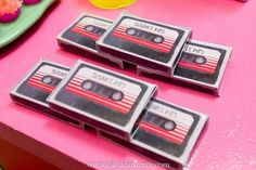80s Birthday Party Ideas | Photo 2 of 151 | Catch My Party