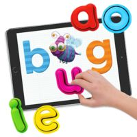 Check out new Tiggly Words early literacy Learning System, designed for children 4-8 years old.