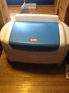 Little Tikes Bright 'n Bold Toy Chest Giveaway